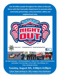 2015 National Night Out Flyer 7-28-15