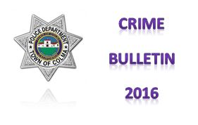 crime bulletin 2016 header
